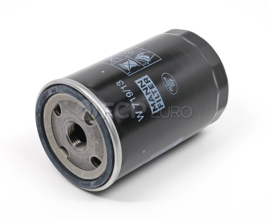 Mercedes Engine Oil Filter - Mann 1021840501