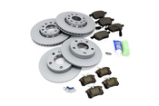 Audi Brake Kit - Zimmermann KIT-B6BKZIMM