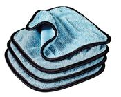 PFM™ Dual Weave Glass Towels (Set of 4) - Griot's Garage 55582