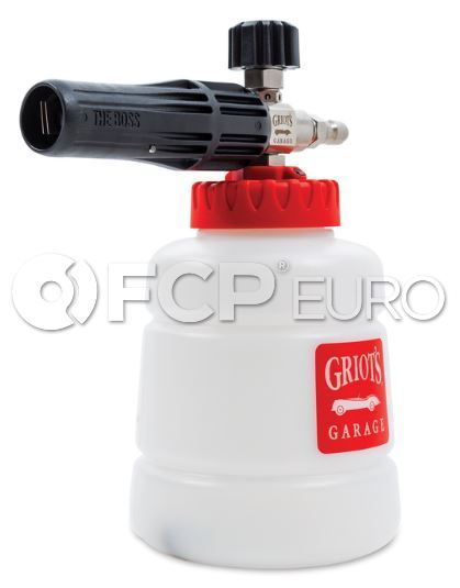 THE BOSS™ Foam Cannon - Griot's Garage BF302