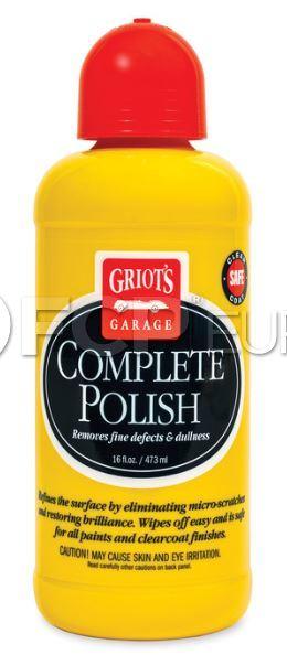 Complete Polish (16oz.) - Griot's Garage 10876