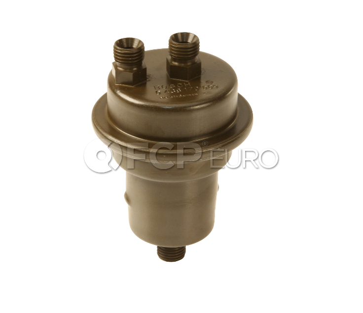 Porsche Fuel Accumulator - Bosch 91111019701