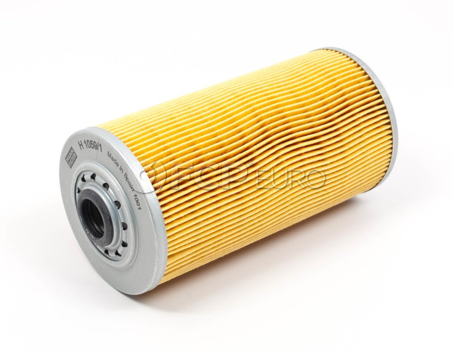 BMW Engine Oil Filter - Mann 11429064275