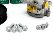 Porsche Power Steering Pump Kit - Genuine Porsche/Pentosin 94831405004KT