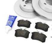 VW Brake Kit - ATE KIT-420851KT99