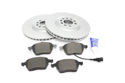 Audi VW Brake Kit - Pagid KIT-536228KT89