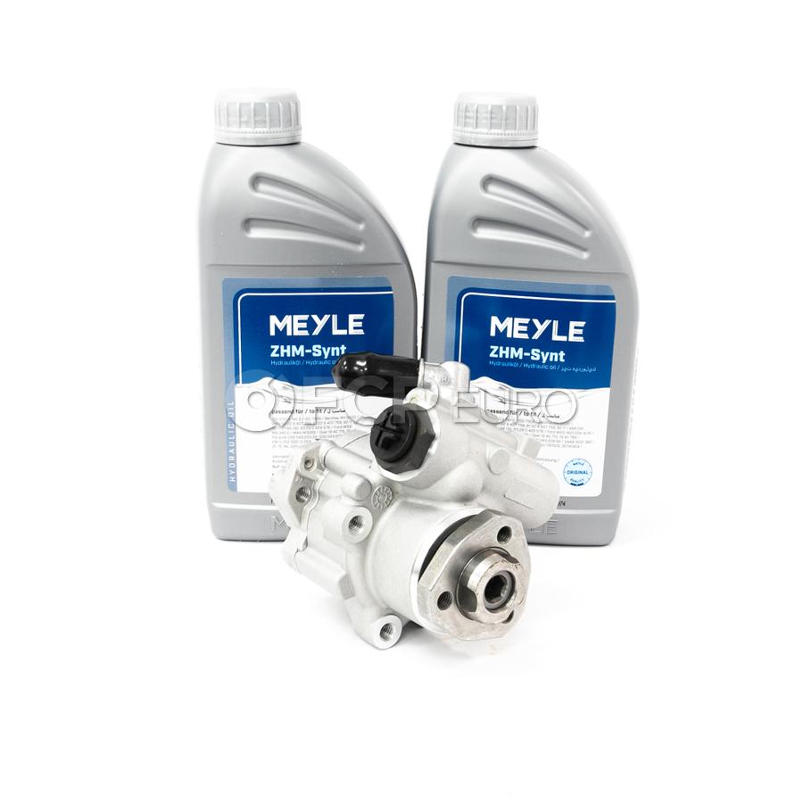 VW Power Steering Pump - Meyle 7D0422155