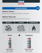 Radiator Cleaner (300ml Can) - Liqui Moly LM2051
