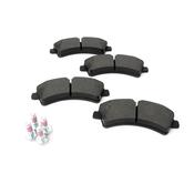 Mercedes Brake Pad Set - Textar 0064204520