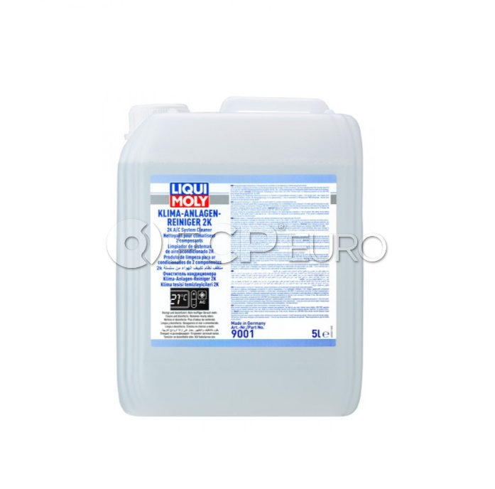AC System Cleaner Solution (Active-2P) - Liqui Moly LM20001