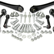 BMW 12-Piece Control Arm Kit - 33306786991KTR1
