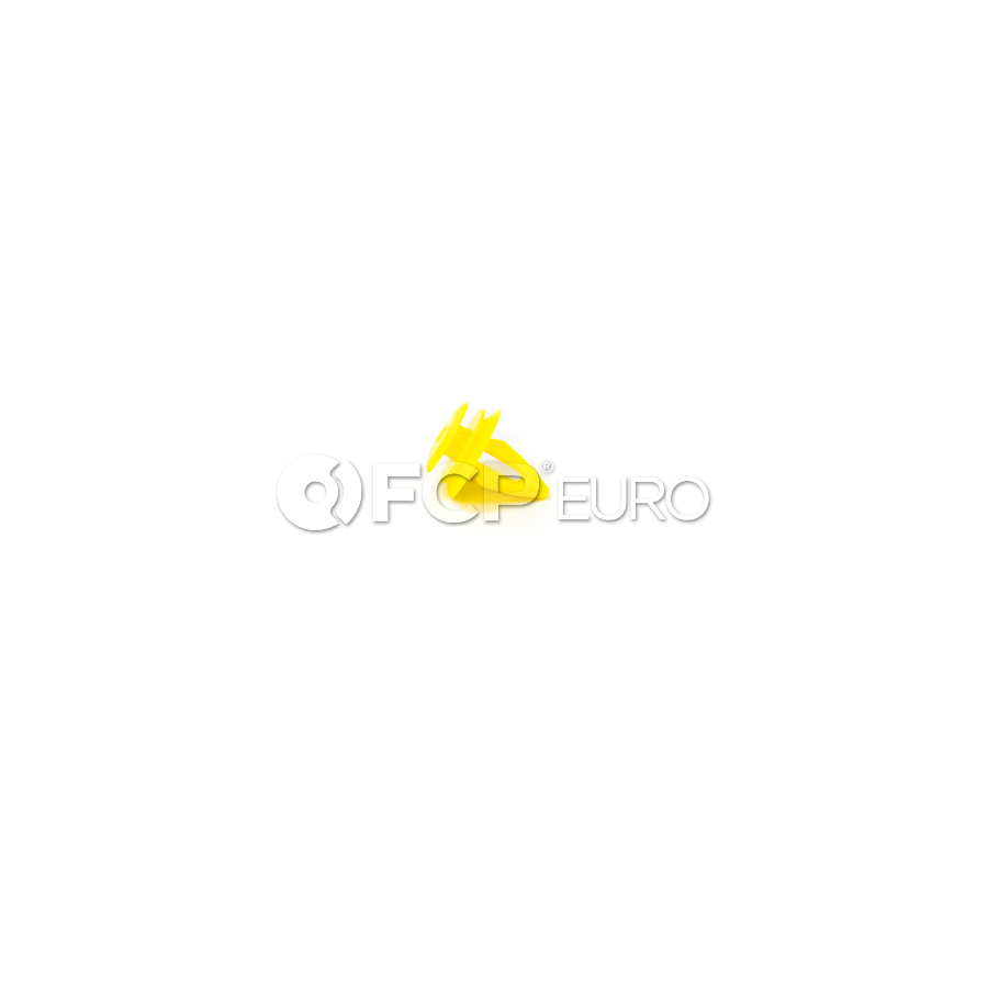 BMW Clip Yellow - Genuine BMW 51417007479