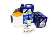Audi Maintenance Service Kit - Liqui Moly 4G0133843LKT