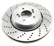 BMW Brake Disc - VNE 34212282807