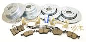 Volvo Big Brake Upgrade Kit 302MM - Pagid 31341243KT1