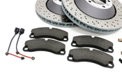 Porsche Brake Kit - VNE/Genuine Porsche 981GT4BRKT1