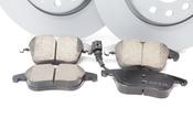 Audi VW Brake Kit - ATE KIT-512101KT101