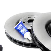 Volvo Brake Kit - TRW Ceramic 30645222KT2