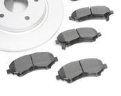 VW Brake Kit - Bosch KIT-539294KT101