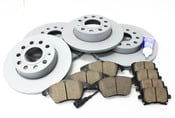 Audi VW Brake Kit - ATE KIT-420864KT101