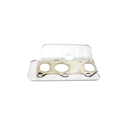 VW Exhaust Manifold Gasket - Elring 021253039E