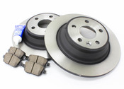 Volvo Brake Kit - Textar 30671576KT1