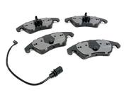 Audi Brake Pad Set - ATE LD2746