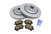 Audi VW Brake Kit - ATE KIT-528958KT8KT101