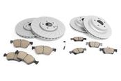 Mercedes Brake Kit - Zimmermann 1644202620