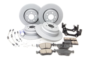 Volvo Big Brake Upgrade Kit 302MM - Pagid 31341243KT7