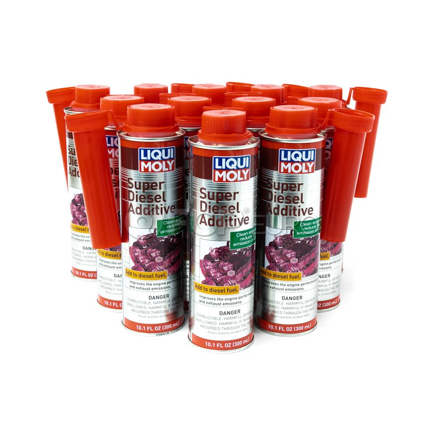 Super Diesel Additive (Case of 12) - Liqui Moly LM2002KT