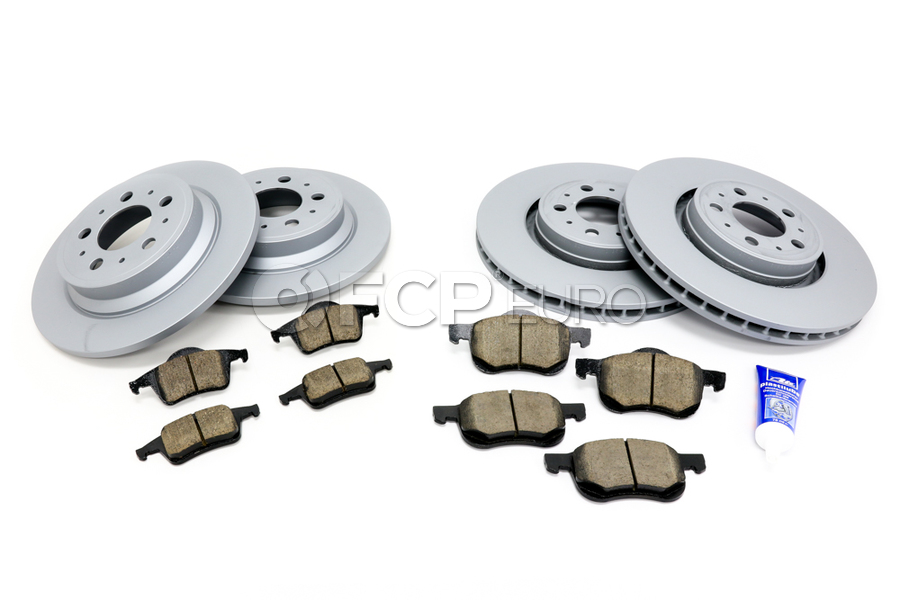 Volvo Brake Kit - Pagid KIT-9475266CKT1