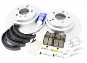 Volvo Brake Kit - Pagid 30793802KT3