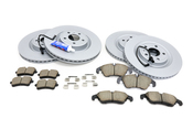 Audi Brake Kit - ATE KIT-100335620KT4101