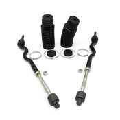 BMW Tie Rod Kit - Lemforder 32106777504KT