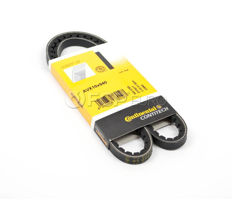 Volvo Accessory Drive Belt - Continental 10X940