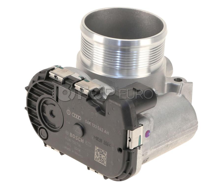 VW Throttle Body Assembly - OE Supplier 06K133062AH