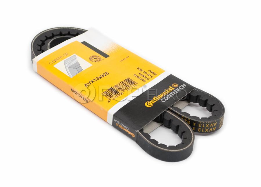 Accessory Drive Belt - Continental 13X925