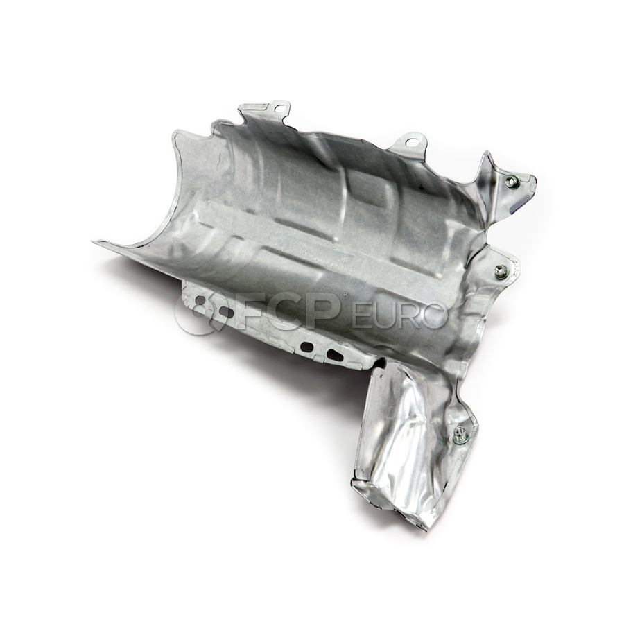 Mini Cooper Exhaust Heat Shield - Genuine Mini 18307595606
