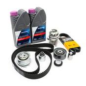 Audi VW Timing Belt Kit - Gates/INA KIT-03L109119FKT4