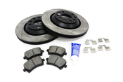 VW Brake Kit - StopTech KIT-528905KT4