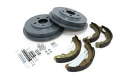 VW Brake Kit - Textar KIT-5C0698545KT1