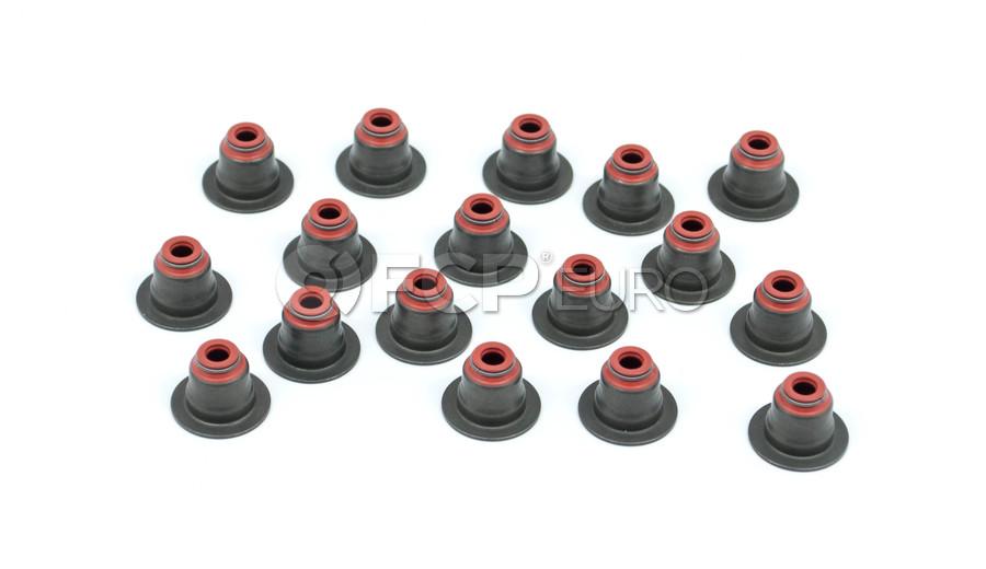 Valve Stem Seal Compatible With 2002-2012 BMW 545i 550i GT xDrive 645Ci 650i 745i 745Li 750i 750Li xDrive Alpina B7 B7L xDrive X5 X6