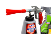 Complete Car Care Cleaning Kit & Tornador - Liqui Moly LMCC4