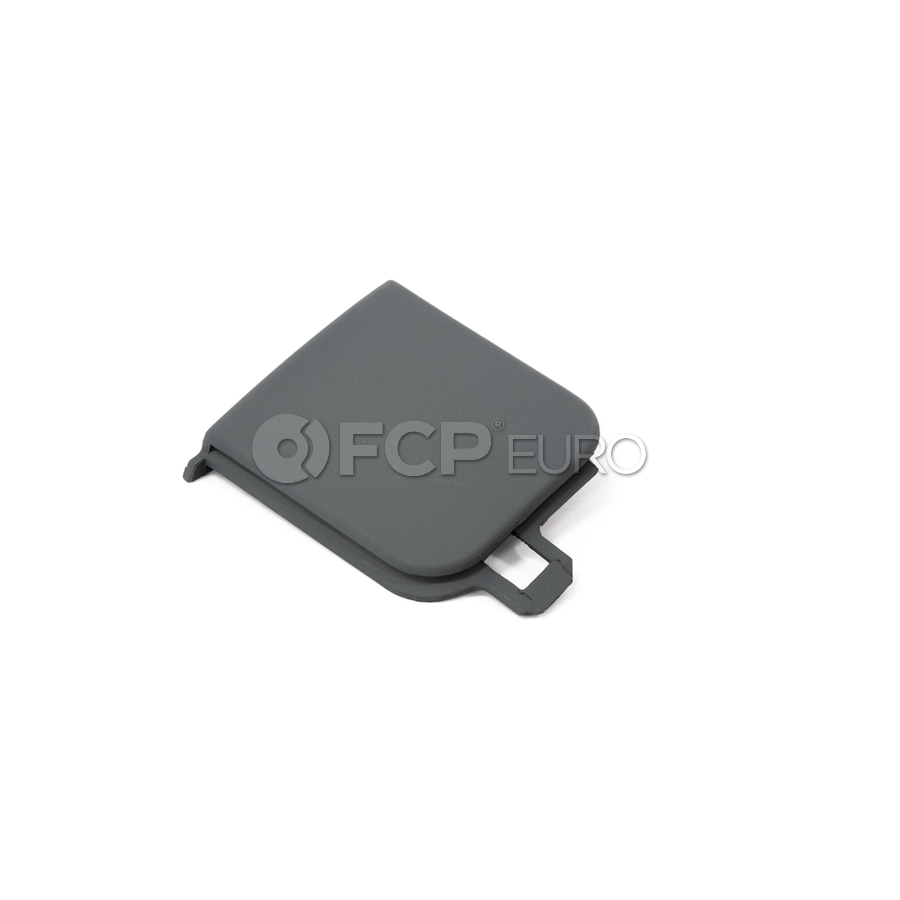 BMW Right Cover F Hardtop Mounting (Grey) - Genuine BMW 51438172806
