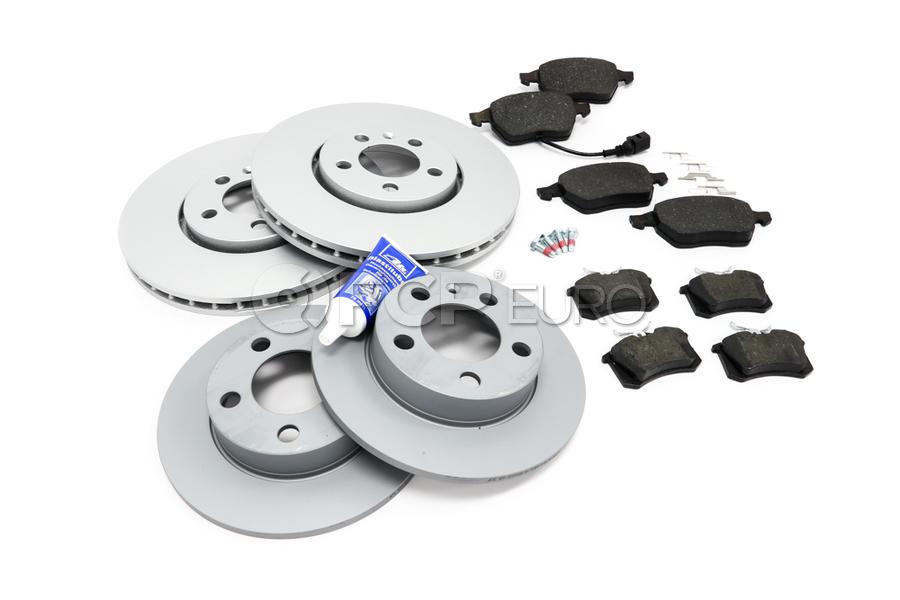 VW Brake Kit - ATE KIT-536230KT89