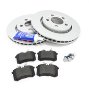 VW Brake Kit - Pagid KIT-536232KT77