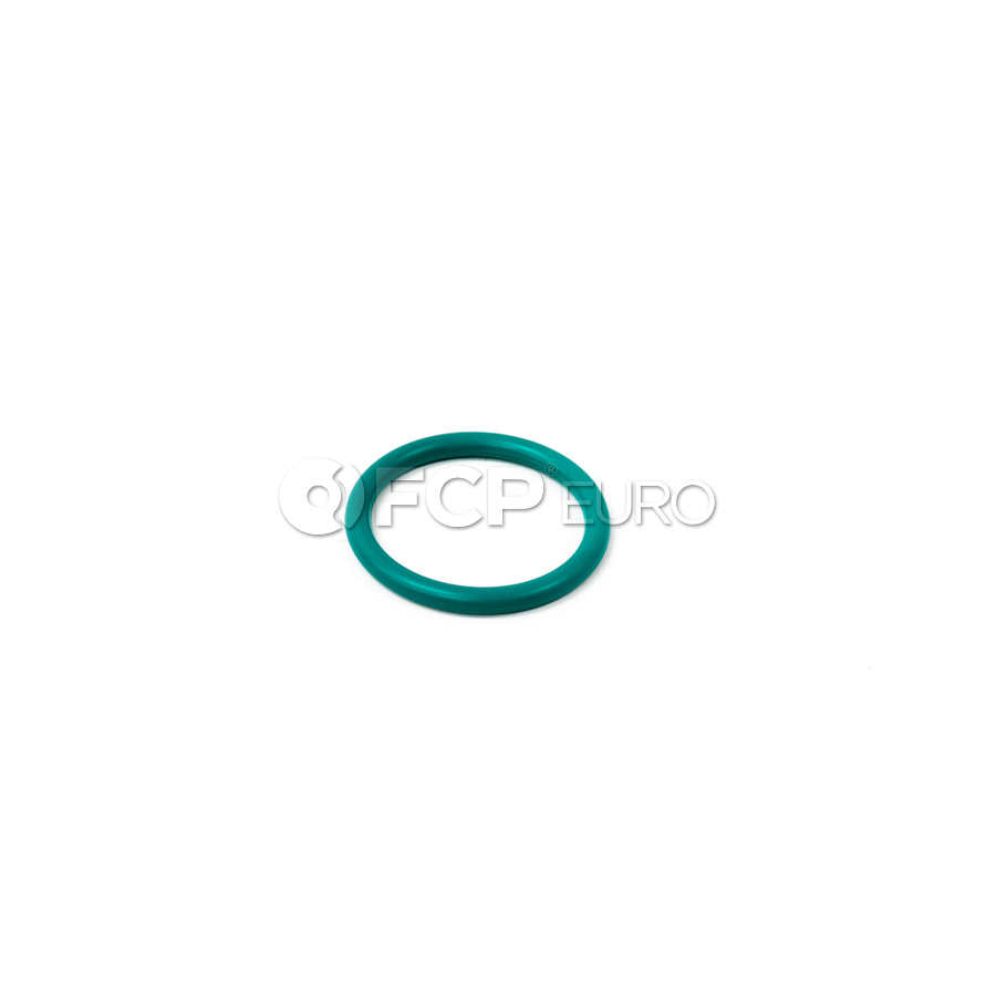 Audi Engine Coolant Pipe O-Ring - Genuine VW Audi N90806302