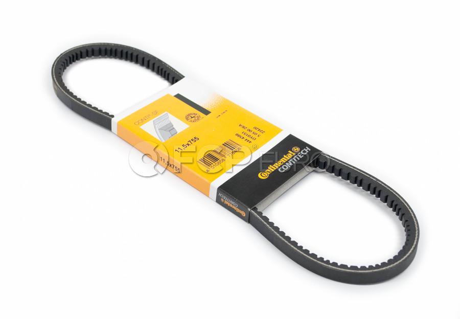 VW Accessory Drive Belt - Conti Tech 11.5X755