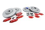 Audi VW Brake Kit - Zimmermann Sport KIT-528841KT4